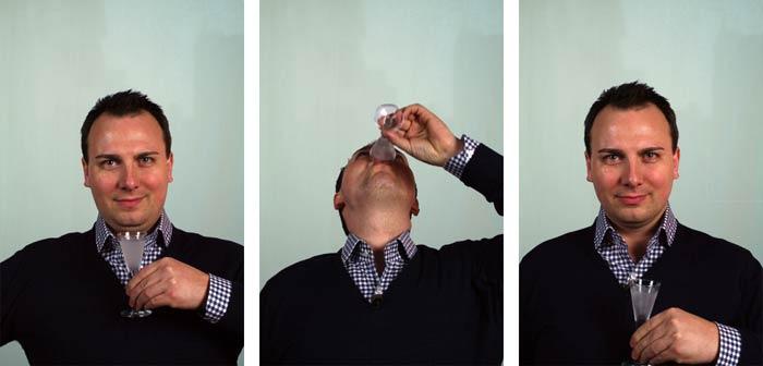 Tim Raue, Michelin starred chef of Ma restaurant and Berlin bad-boy iconoclast