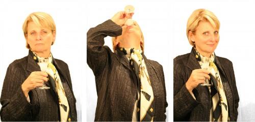 Dorothy Cann Hamilton. FCI's founder and fearless leader.