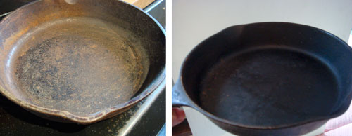 Heavy Metal The Science Of Cast Iron Cooking