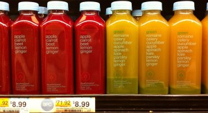 These 16 ounces juices cost more than 8 bucks.  I'm not saying that the company is gouging. I'm sure their costs are high. I'm just saying raw food is expensive.